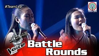 Video The Voice Teens Philippines Battle Round: Christy vs. Mica - Ave Maria MP3, 3GP, MP4, WEBM, AVI, FLV Juli 2018