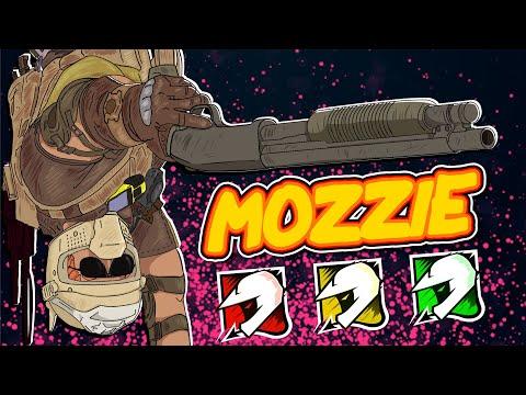 Mini Mad Man Max Mozzie