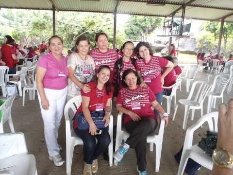 Retiro na Comunidade Boa Nova em Jaboatão dos Guararapes/PE