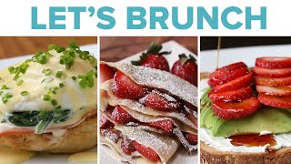 Homemade Brunch For Two by Tasty