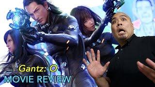 Gantz  O   Movie Review