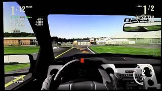 FM4: 2011 Ford F-150 SVT Raptor on Top Gear (UK) Test Track