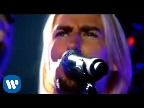 Nickelback - Burn It to the Ground [OFFICIAL VIDEO] (видео)