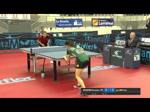 2014 French Junior & Cadet Open - Girls Singles Final