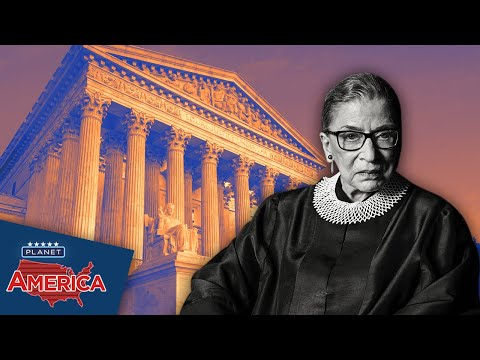 The legacy of Ruth Bader Ginsburg and the battle that could reshape America | Planet America