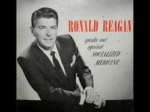 Ronald Reagan on Socialism & Liberalism