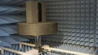 使用RFID電波暗箱進行 UHF RFID 電子標籤2D場型靈敏度量測