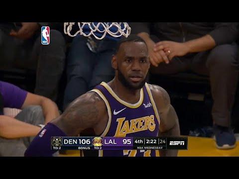 Basketball: NBA-Star LeBron James überholt sein Idol Mich ...