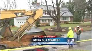 Palmyra (PA) United States  city pictures gallery : Figuring out sinkholes beneath central PA communities