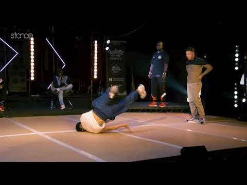 Victor Jay vs Marius (top 16) // .stance // Break Mission x B-Side Hip Hop Festival 2020