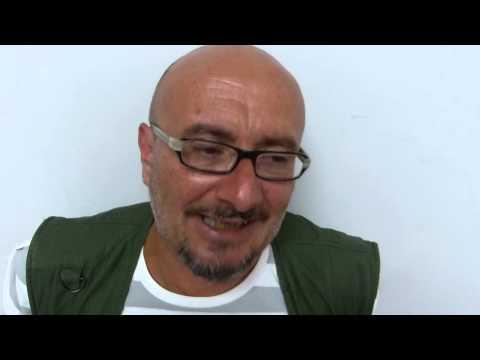 Intervista a Stefano Cipiciani al Teatro Brecht. - 0
