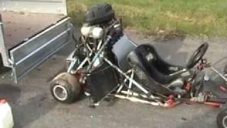 2. YZF R1 Go Kart