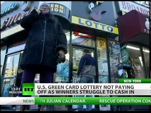 Winner-s Curse: US Green Card lottery no path to fortune