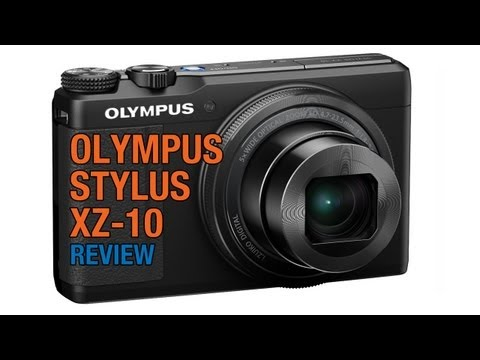Olympus Stylus XZ-10 Review