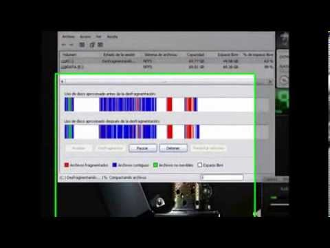 Como Desfragmentar El Disco Duro Smart PC Fixer Cleaner Registry Windows