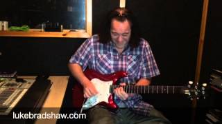 Download Lagu Robben Ford - 'Talk To Your Daughter' Guitar Lesson By Luke Bradshaw Mp3