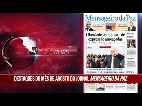 Boletim Semanal de Notícias - CPAD News 181