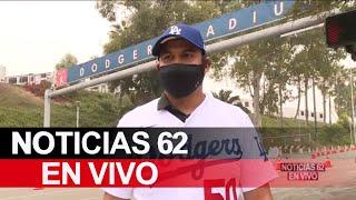 Fanáticos de los Dodgers comienzan a soñar en grande – Noticias 62 - Thumbnail