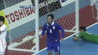 Video CHINESE TAIPEI v THAILAND: AFC Futsal Championship 2016 (Group Stage) MP3, 3GP, MP4, WEBM, AVI, FLV Juli 2017