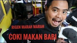 Video Biar Kaya Youtuber eps 16 Rigen marah marah coki makan babi MP3, 3GP, MP4, WEBM, AVI, FLV April 2019