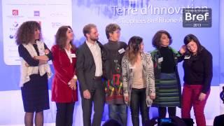 Les Trophées de l'Innovation Bref Rhône-Alpes - Lyon 2013