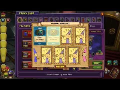 wizard101 genie spell