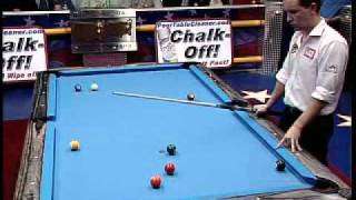 U.S. Open 9-Ball Championship = Mika Immonen Vs. Johnny Archer