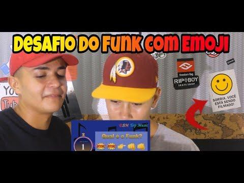 Adivinhe o Funk com Emoji. ft Gabriel Peliser ( Anitta, mc pp da vs, mc gw, mc pedrinho, mc davi )