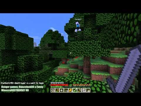 MinecraftOSTRAVSKY - Hunger games: Honzzzinek88 a Funny #1 [HD]