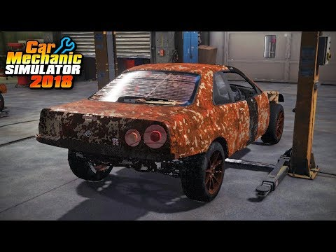 Car Mechanic Simulator - Restoration Garage 3 - Nissan Skyline R34