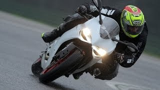 2. 2014 Ducati 899 Panigale First Ride - MotoUSA