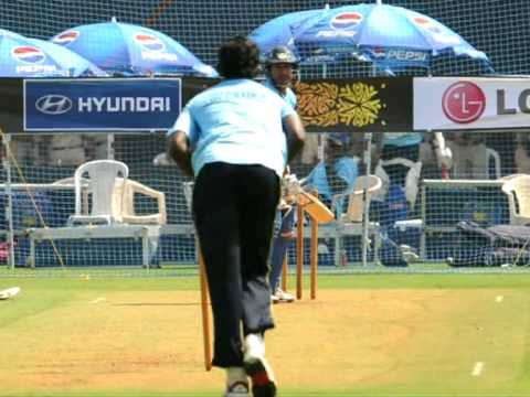 Lasith Malinga videos