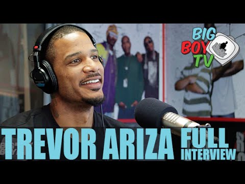 Trevor Ariza FULL INTERVIEW | BigBoyTV