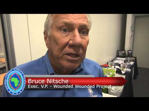 In this episode, the Wounded Warrior Project visits AFRICOM Headquarters.