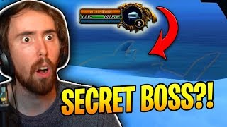 Video Asmongold Tries To GLITCH Out Of Map & Finds SECRET BOSS! (Blizzard STOPS Him!) MP3, 3GP, MP4, WEBM, AVI, FLV Agustus 2019