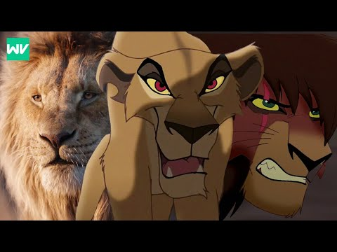 THE LIVE ACTION LION KING 2 CONFIRMED
