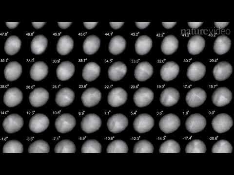 what's an atom look like !  أخييييييرا يمكنك تحقيق هذا الحلم ؟؟؟؟هل سبق لك أن رأيت نواة عنصر ما؟؟