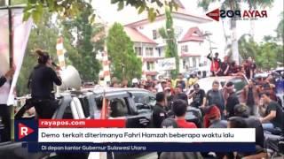 Video Demo ormas adat di depan kantor Gubernur Sulut terkait diterimanya Fahri Hamzah beberapa waktu lalu MP3, 3GP, MP4, WEBM, AVI, FLV Desember 2017