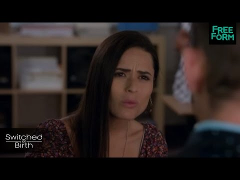 Switched at Birth 3.21 (Clip 'Closing Carlton')