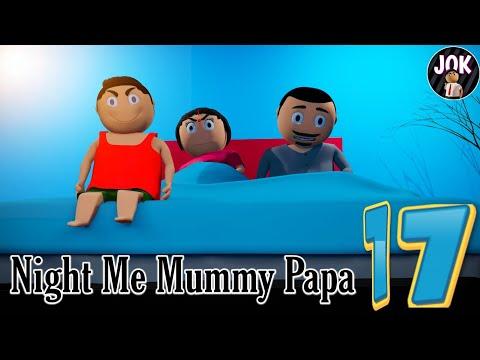 JOK - NIGHT ME MUMMY PAPA 17