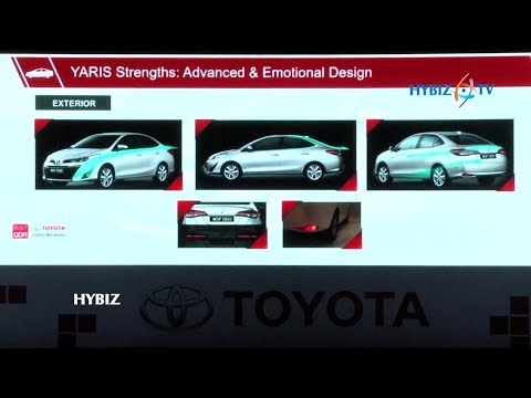 , Yaris Segment Features-Yaris Gradewise Key Specs