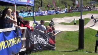 Cumbernauld United Kingdom  City pictures : 2016 British BMX National Series RD5 Cumbernauld