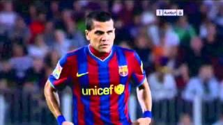 Dani Alves im Vergleich mit Sergio Ramos