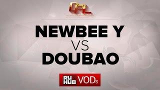 Newbee.Y vs DUOBAO, game 1