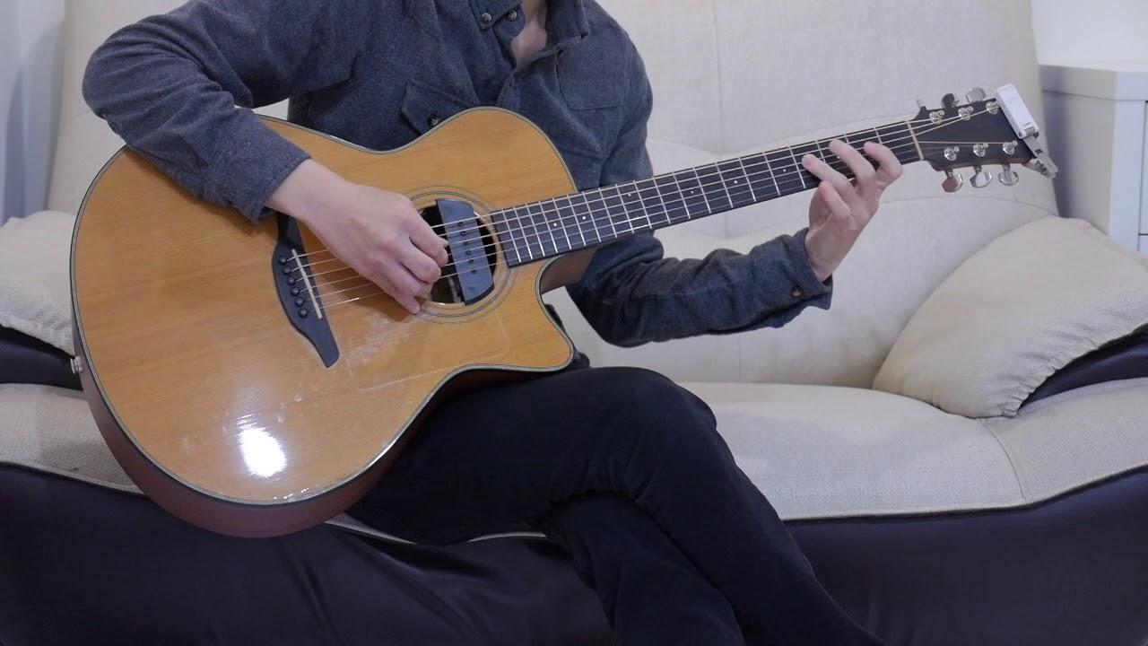 任然 – 疑心病 (acoustic guitar solo)