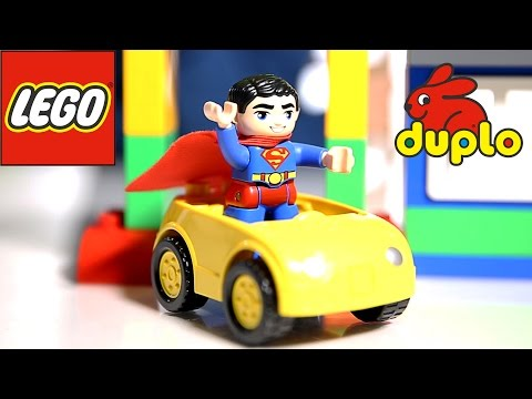 set - Lego Duplo Superman DC Comics Lego set 10543 !!!! Subscribe pls:http://www.youtube.com/user/coolpinsky My photography Website: http://arcadiusphotography.com/ ...
