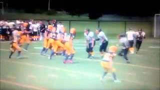 John Lubemba RB Class 2019 - \\\'15 Highlight Video