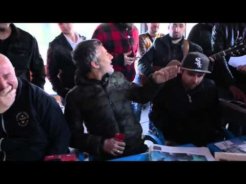 Video Edicola Backstage 1 Maggio 2014