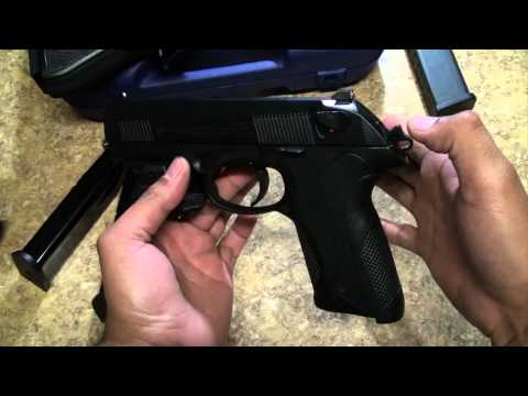Beretta PX4 Storm 40 S&W review