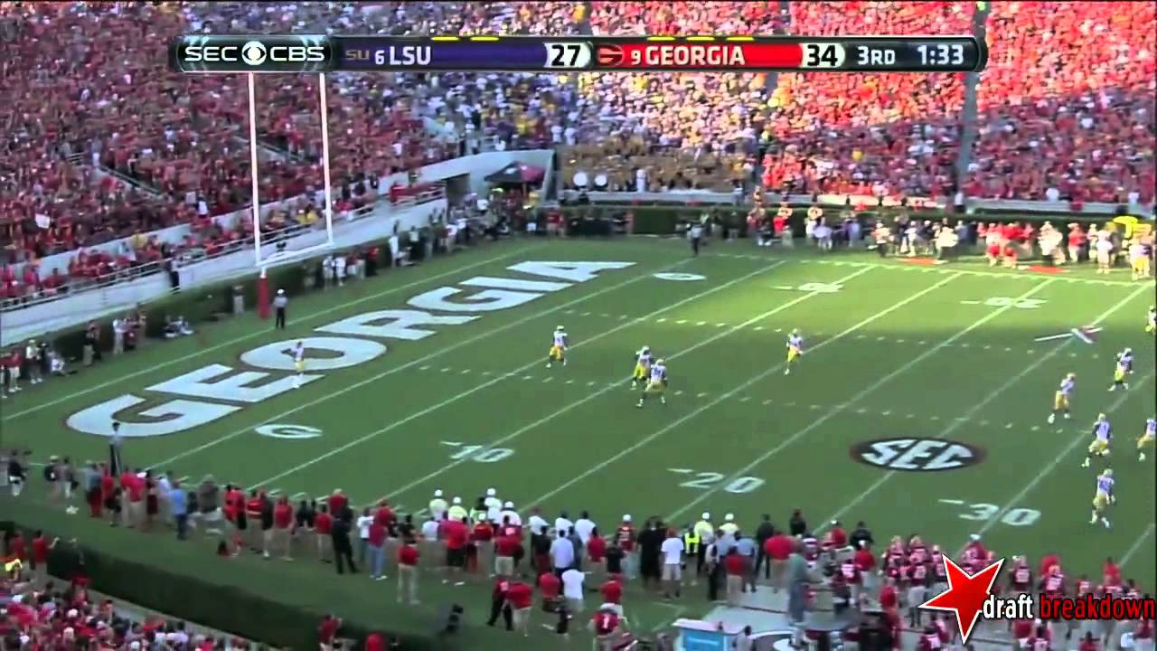 Odell Beckham Jr. vs Georgia (2013)